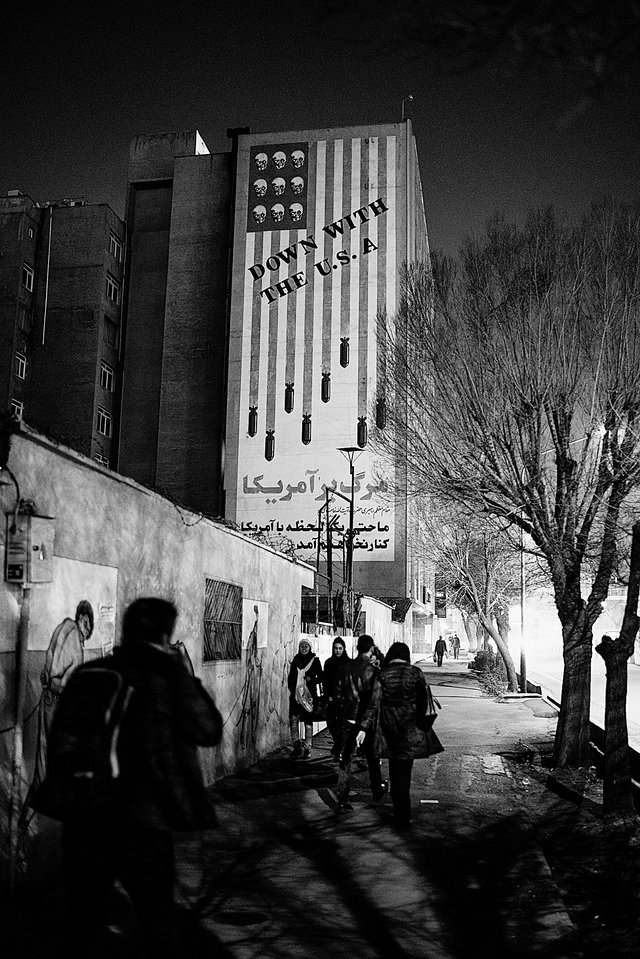 Teheran Winter 2016