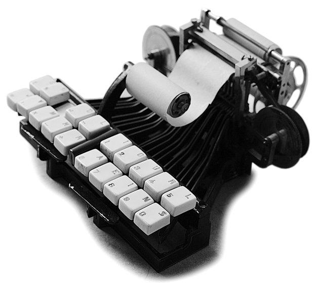 14 September dalam Sejarah: Paten Pertama Pita Mesin Tik Diberikan pada Penemu Mesin Steno